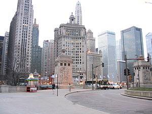 Downtown Chicago Illinois Nov05 stb 2461