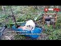 Razia PETI Nanga Mahap, Polisi Hanya Temukan Barang Bukti Mesin Robin