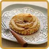 Parisian Apple Tartlet