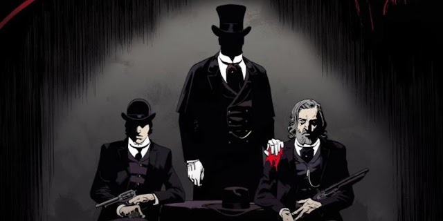 Jack the Ripper Travels to the Wild West In Aftershock's Cross to Bear