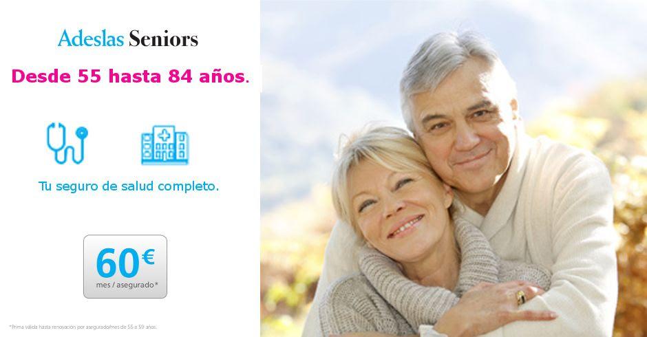Seguro Para Mayores Adeslas Seniors Desde 60 Mes Alcorconhoy Com