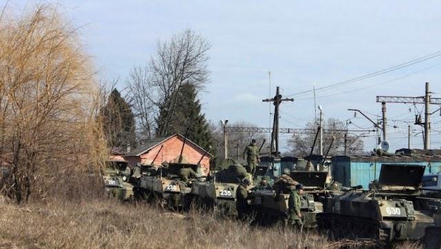 Как начнется война с Украиной