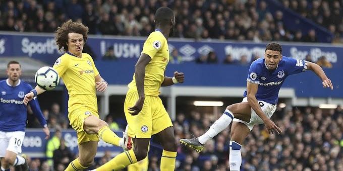 Hasil Pertandingan Everton vs Chelsea: Skor 2-0