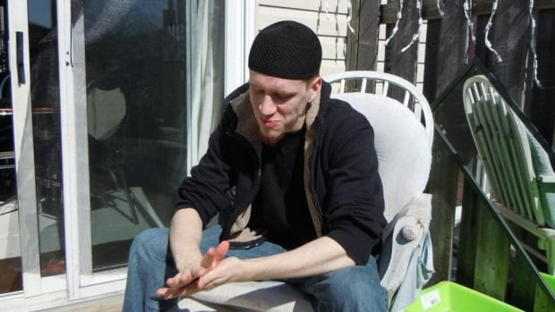 Aaron Driver died in an altercation with police in Strathroy, Ont., on Wednesday night. RCMP believe he was planning a terrorist attack.