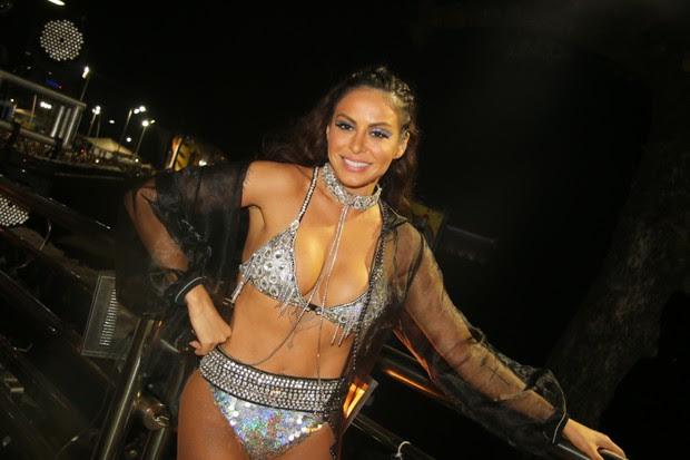 Alinne Rosa (Foto: Dilson Silva / Ag. News)