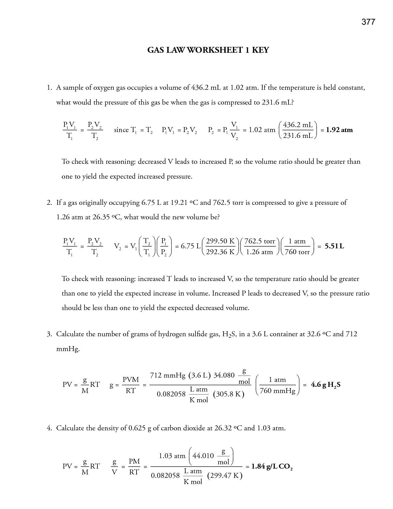 15 Best Images of Boyles Law Problems Worksheet  Boyles Law Worksheet, Boyles Law Worksheet