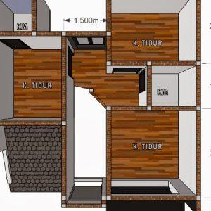 46+ Gambar Rumah Minimalis Sederhana Ukuran 8x9 Gratis Terbaru