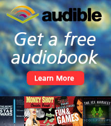 To download your free audiobook today go to audibletrial.com/ProjectionBooth