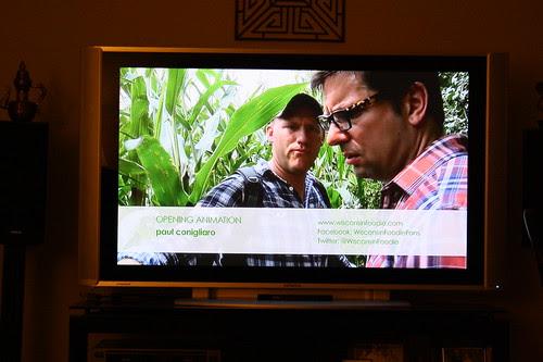 Wisconsin Foodie TV show