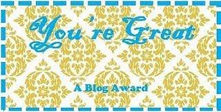 Awards week - You're great Award