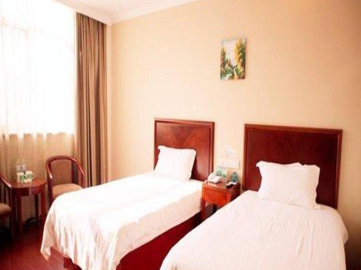GreenTree Inn Heze Mudan Road Bus Terminal Station Express Hotel Discount