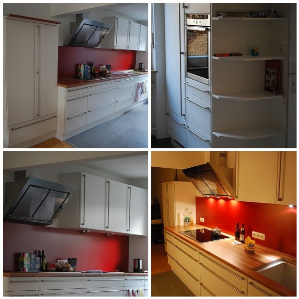 Küche-Cluster