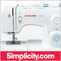 Simplicity.com - Sewing Machines