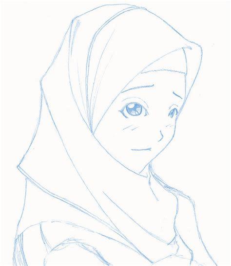 hijab shoujo  cressalve  deviantart