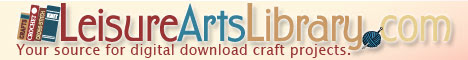 Leisure Arts Library Pattern Downloads
