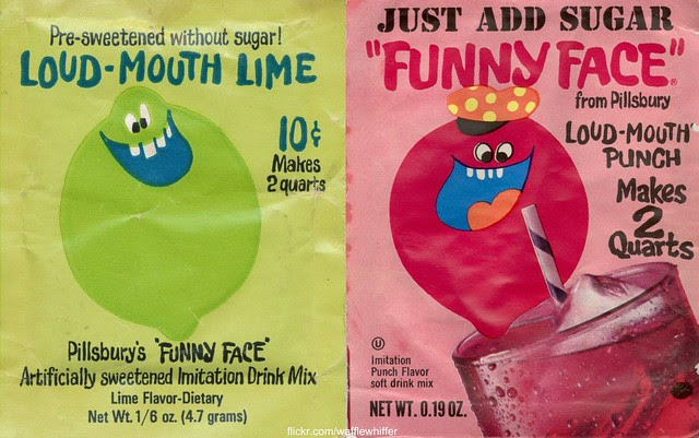 Loud-Mouth Lime vs. Punch