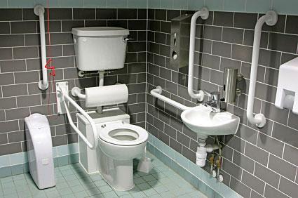 Disabled Bathroom Design Tips | Home Decorating ...