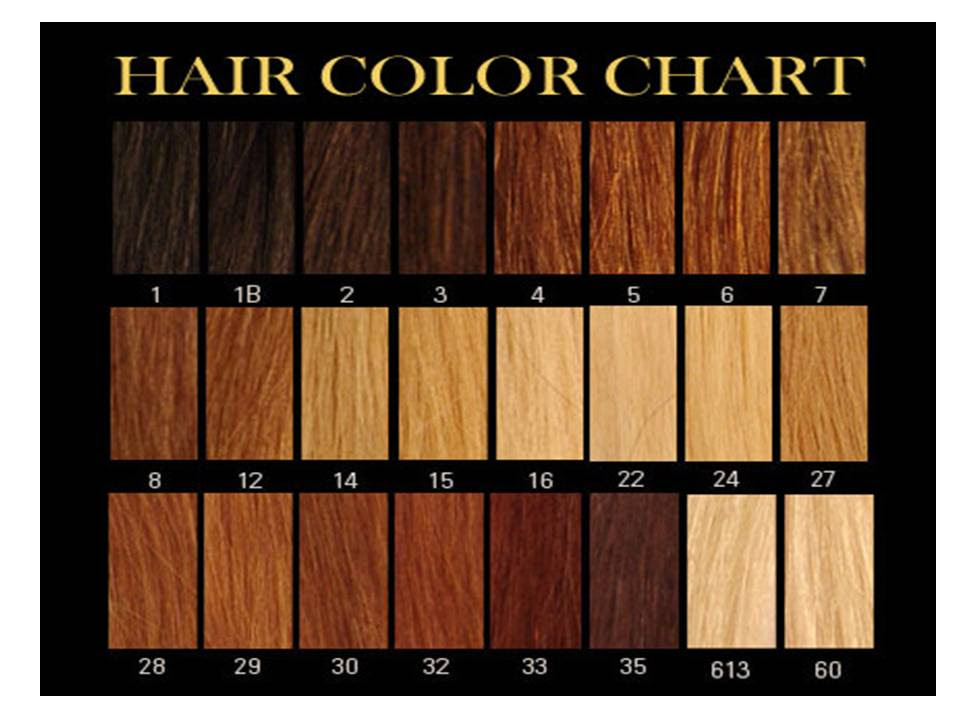 Guest Post Selecting The Right Hair Colour For Your Skin Tone