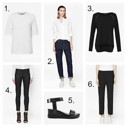 Minimalist Finds from French Connection