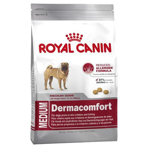 royal canin dermacomfort adult medium breed sensitive