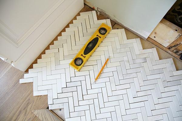 How To Cut Marble Tile Backsplash