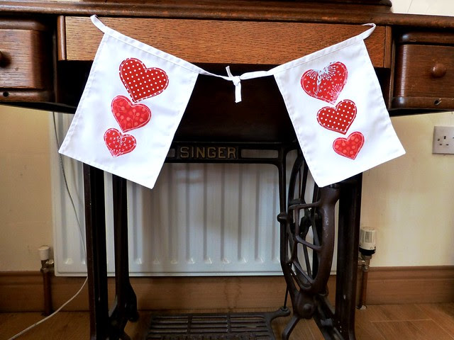 To Boston With Love Flags