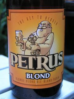 Petrus, Blond, Belgium