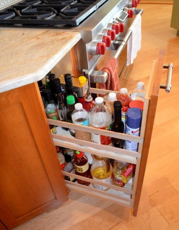 How Do You Choose Your Kitchen Cabinet Compartments ...