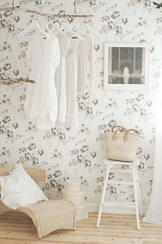 wallpaper + styling