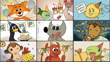 GIMP festeggia 25 anni