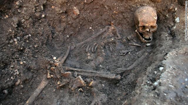 Un ataúd dentro de otro rodea de misterio el entierro del rey Ricardo III