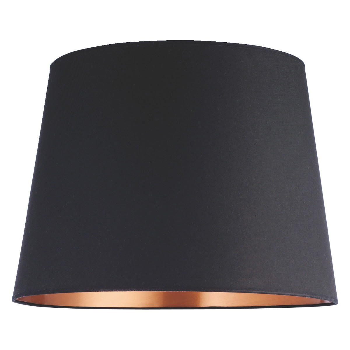 Black lampshade model for floor table or pendant lamps