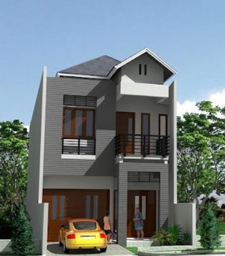 Gambar Gapura Depan Rumah
