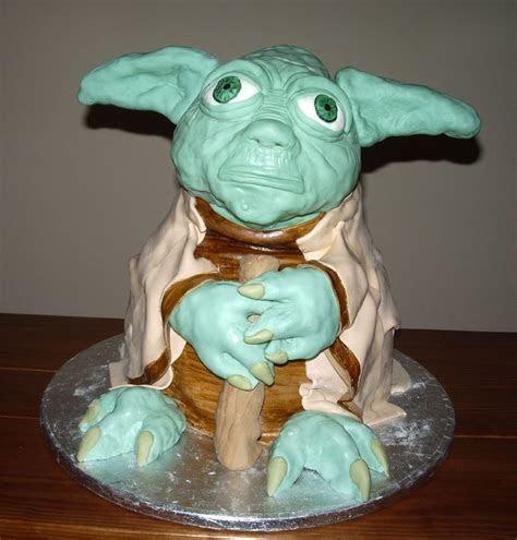 Yoda Cakes ? Decoration Ideas   Little Birthday Cakes