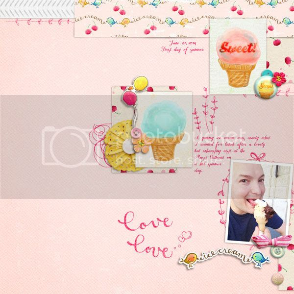 Love Love Ice Cream