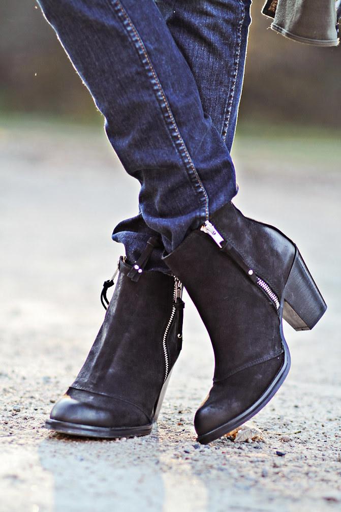 Topshop Ankle Boots Ambush, Acne Pistol boots