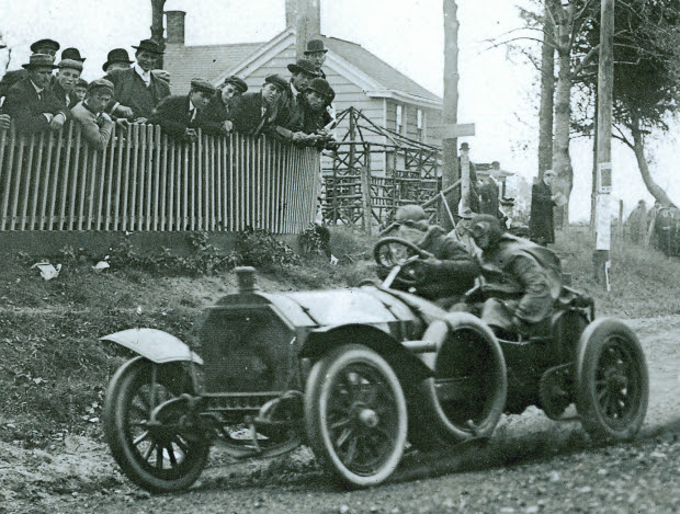 Early Racing Cars - All Desain