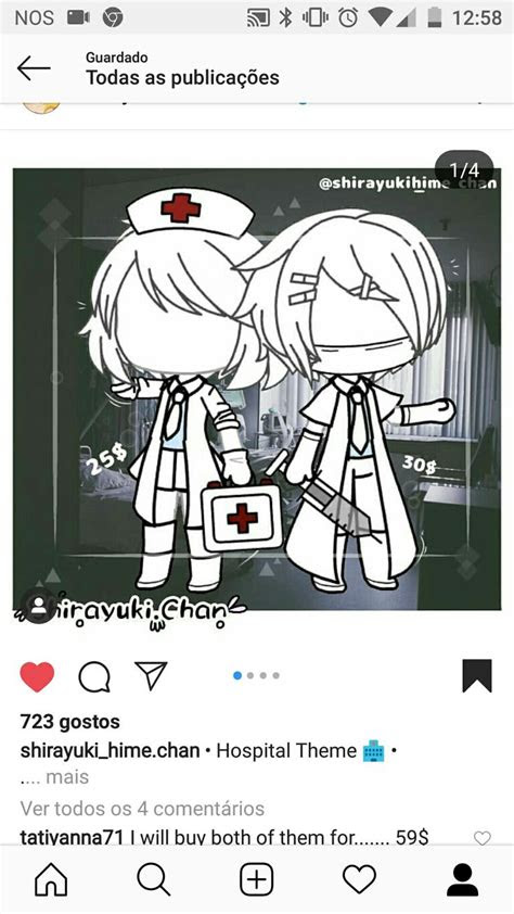 pin  beth rhodes  gacha life   anime outfits