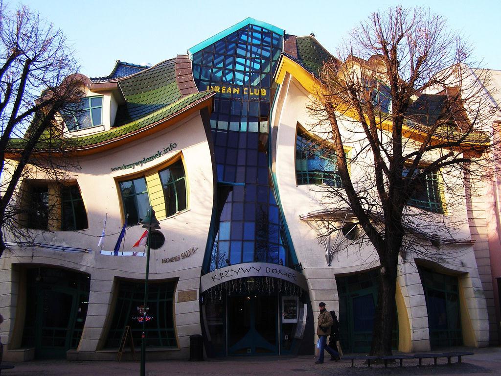 As casas mais bizarras e surpreendentes ao redor do mundo 09
