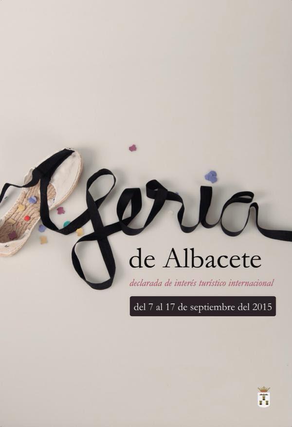 Cartel Feria Albacete 2015