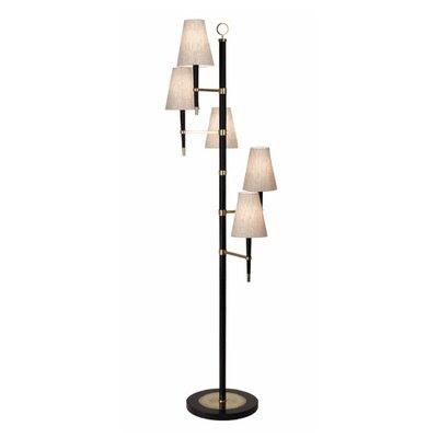 Masiero Ola 4 Light Floor Lamp   AllModern