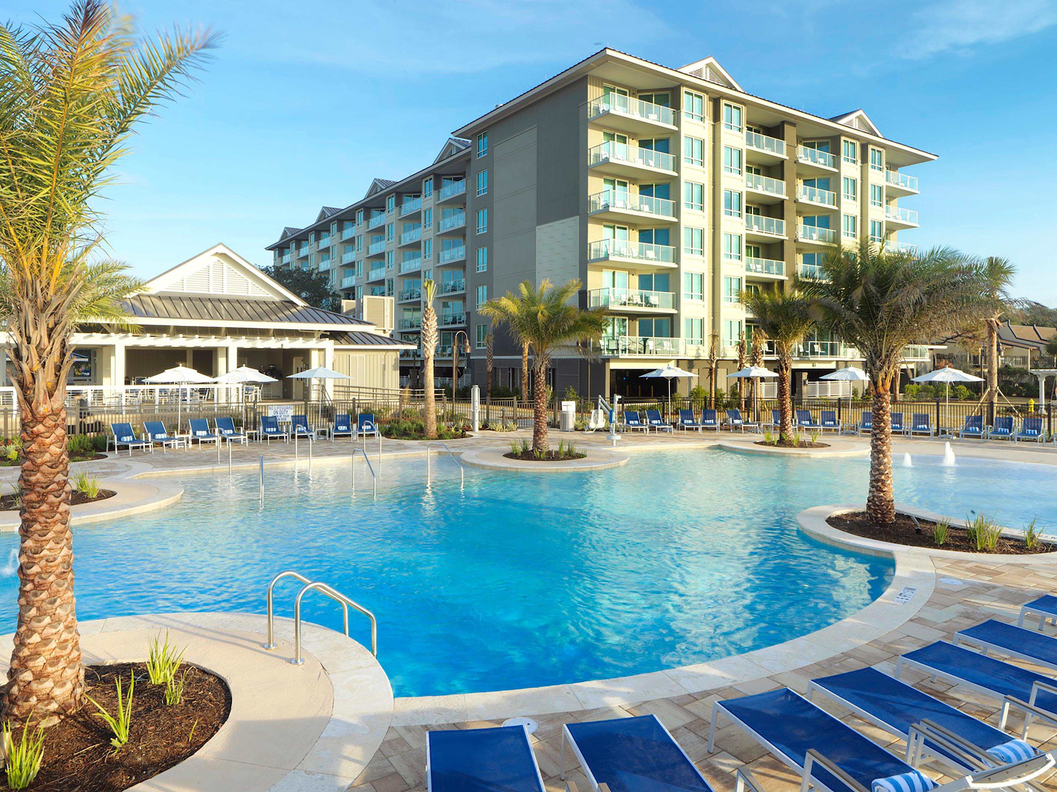 Ocean Oak Resort by Hilton Grand Vacations in Hilton Head