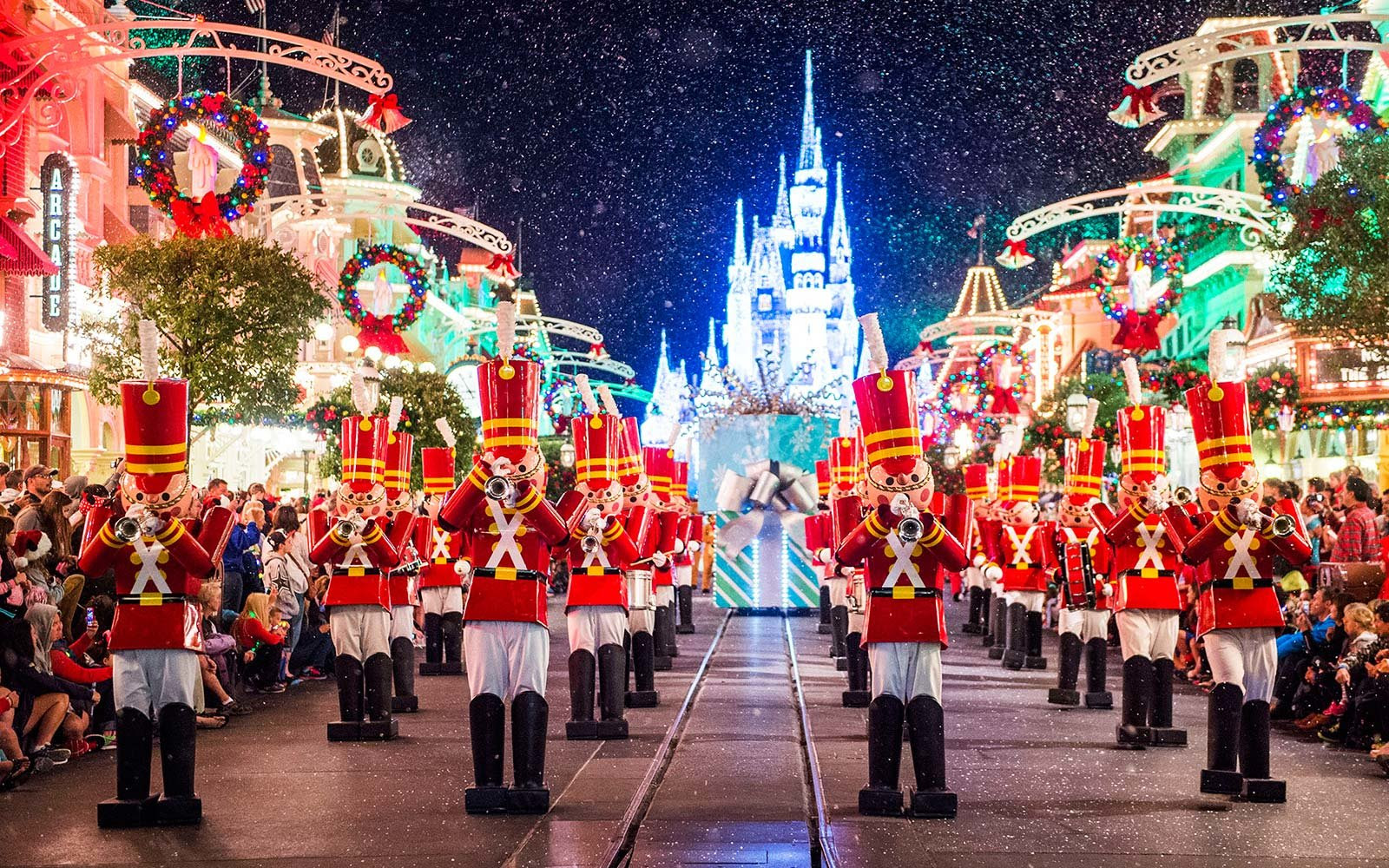 Disney World Just Announced an Ultimate Christmas Package