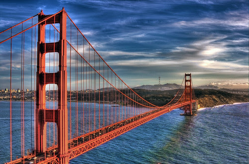 Golden Gate Sunset da vgm8383.