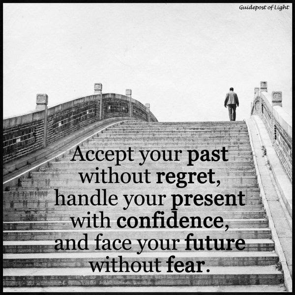 Accept Your Past Without Regret Pictures Photos And Images For