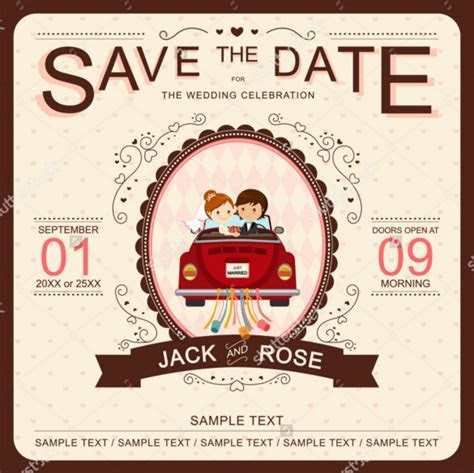 16  Funny Wedding Invitation Templates ? Free Sample