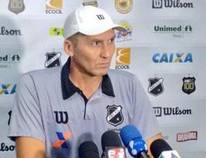 Gilmar Dal Pozzo - técnico do ABC (Foto: Divulgação/ABC)