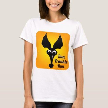 Run Frankie Run Icon T-Shirt
