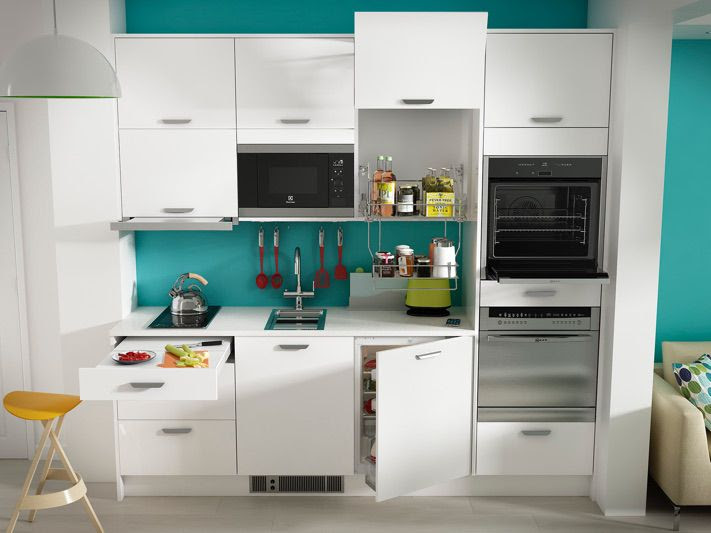 Best 25+ Small Kitchen Ideas - Modern & Traditional Styles ...