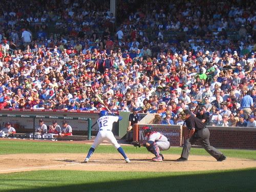 Soriano batting